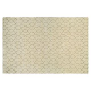 Couristan Retrograde Gamm Geometric Wool Rug