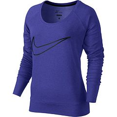 Women's Nike Dri-FIT Therma All Time Epic Fitness 5 Scoopneck Workout Tee