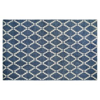 Couristan Retrograde Nova Geometric Wool Rug