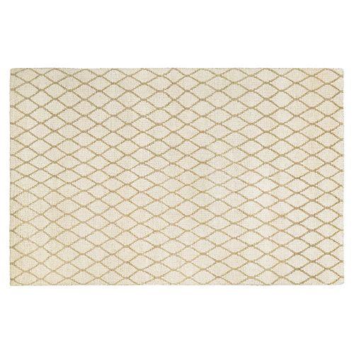 Couristan Retrograde Lightyear Geometric Wool Rug