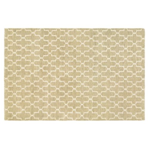 Couristan Retrograde Asterism Geometric Wool Rug