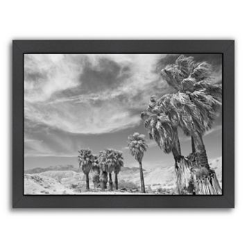 Americanflat ''Anza Borrego 2'' Framed Wall Art
