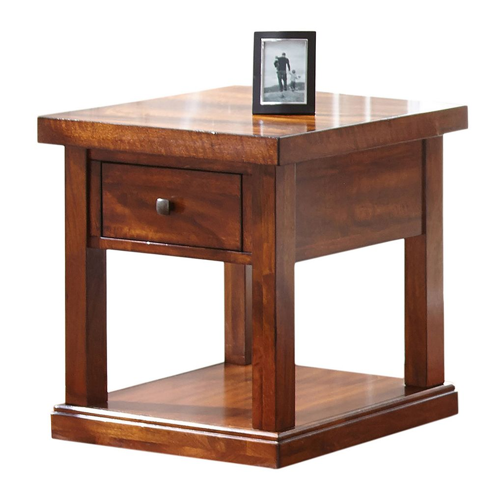 Zappa End Table