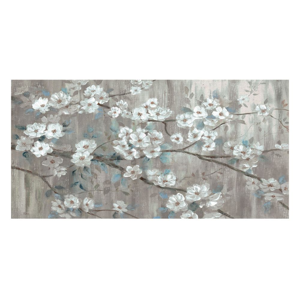 Cherry Blossom Canvas Wall Art floral canvas wall art