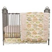 Waverly Baby by Trend Lab Rosewater Glam 3 pc Crib Bedding Set by Trend Lab