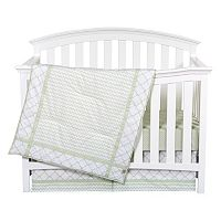 Trend Lab Sea Foam 3 pc Crib Bedding Set