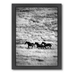 Americanflat ''Ranchland 4'' Framed Wall Art