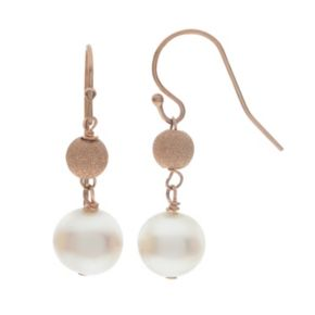 PearLustre by Imperial Freshwater Cultured Pearl Drop Earrings