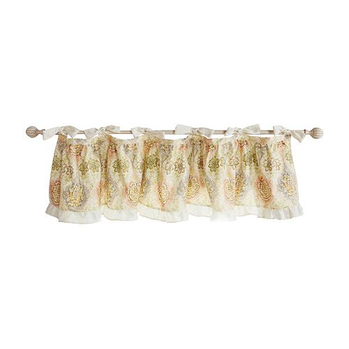 Waverly Baby Rosewater Glam Window Valance by Trend Lab
