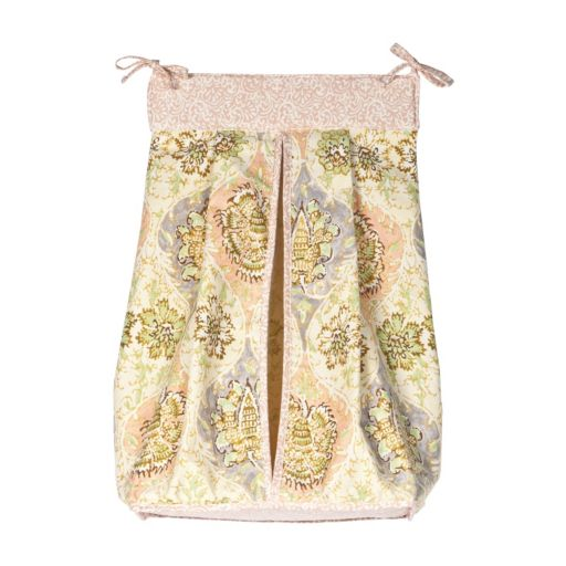 Waverly Baby by Trend Lab Rosewater Glam Diaper Stacker by Trend Lab