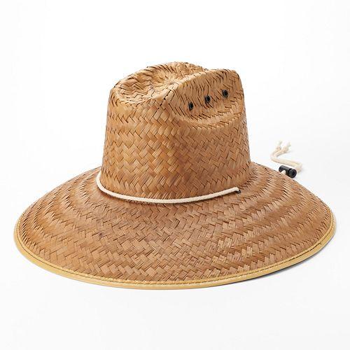 Peter Grimm Hasselhoff Lifeguard Panama Hat