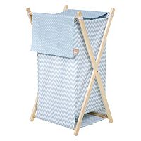 Trend Lab Blue Sky Chevron Hamper