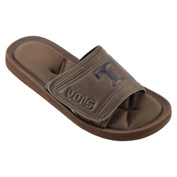 Men's Tennessee Volunteers Memory Foam Slide Sandals