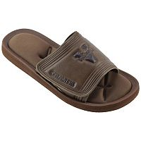 Men's Virginia Cavaliers Memory Foam Slide Sandals