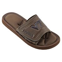 Men's Virginia Tech Hokies Memory Foam Slide Sandals