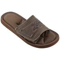Men's Oklahoma State Cowboys Memory Foam Slide Sandals