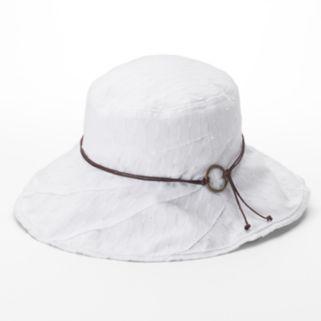 Women's Peter Grimm Summer Resort Bucket Hat