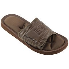Men's Arizona State Sun Devils Memory Foam Slide Sandals