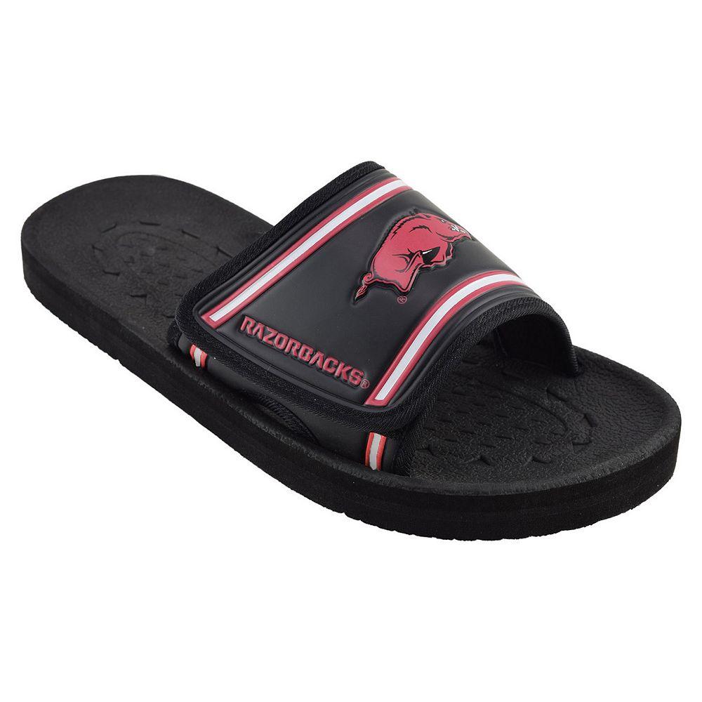 Adult Arkansas Razorbacks ... Slide Sandals outlet pay with paypal rh66IJne