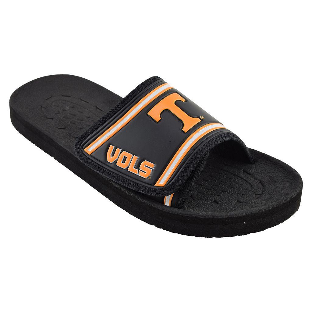 Adult Tennessee Volunteers Slide Sandals