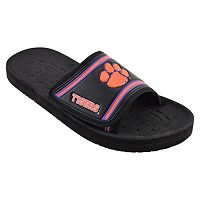 Adult Clemson Tigers Slide Sandals