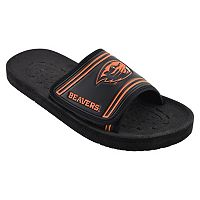 Adult Oregon State Beavers Slide Sandals