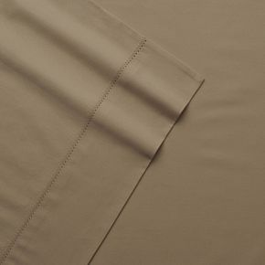 Grand Collection Andiamo Cotton 4-piece 500 Thread Count Solid Sheet Set