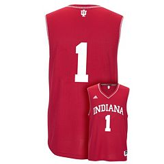 Men's adidas Indiana Hoosiers Replica Basketball Jersey