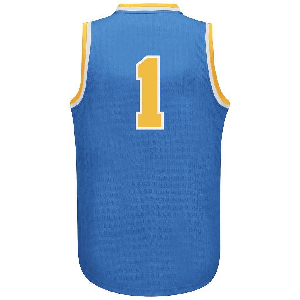 Men's adidas UCLA Bruins Replica Basketball Jersey