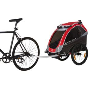 Burley Solo Convertible Bike Trailer