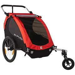 Burley Honey Bee Convertible Bike Trailer