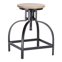 SONOMA Goods for Life™ Smith Adjustable Bar Stool