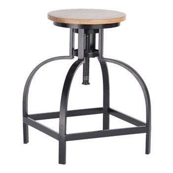 Sonoma Goods For Life Smith Adjustable Bar Stool