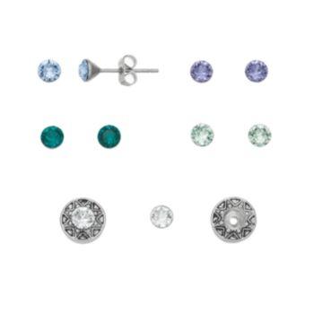 Charming Inspirations Interchangeable Stud Earring Set