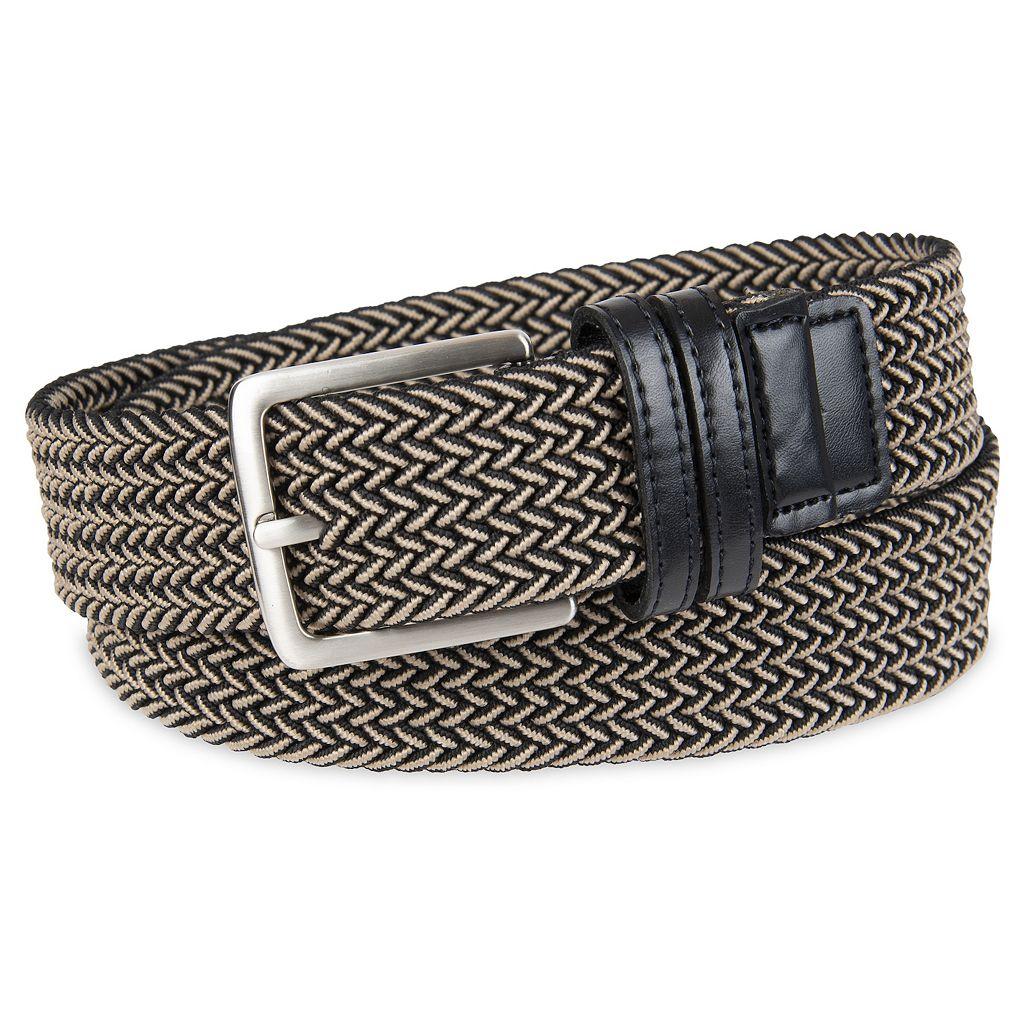 Men's Dockers® Braided Stretch Belt