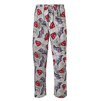 Men's DC Comics Batman v Superman: Dawn of Justice: Dawn of Justice Lounge Pants
