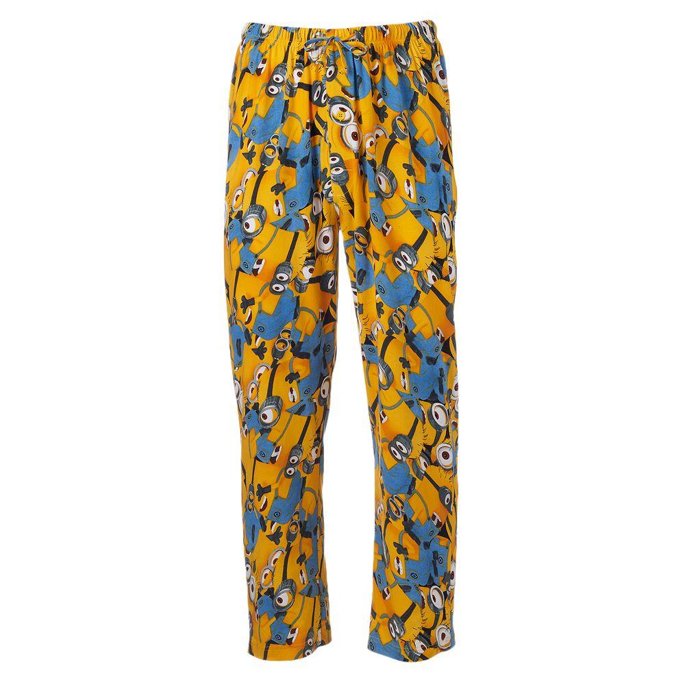 Men's Despicable Me Minions Lounge Pants