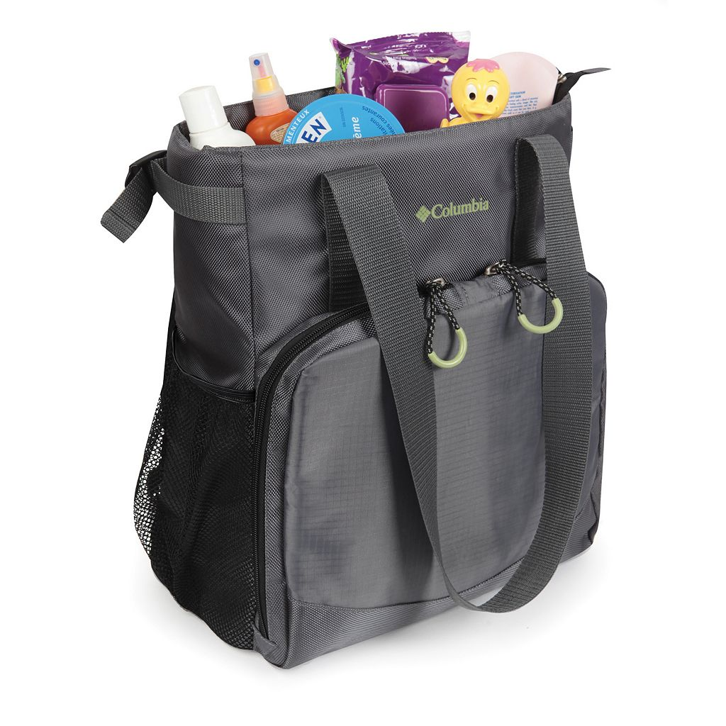 Columbia Canyon Heights Convertible Tote Diaper Bag
