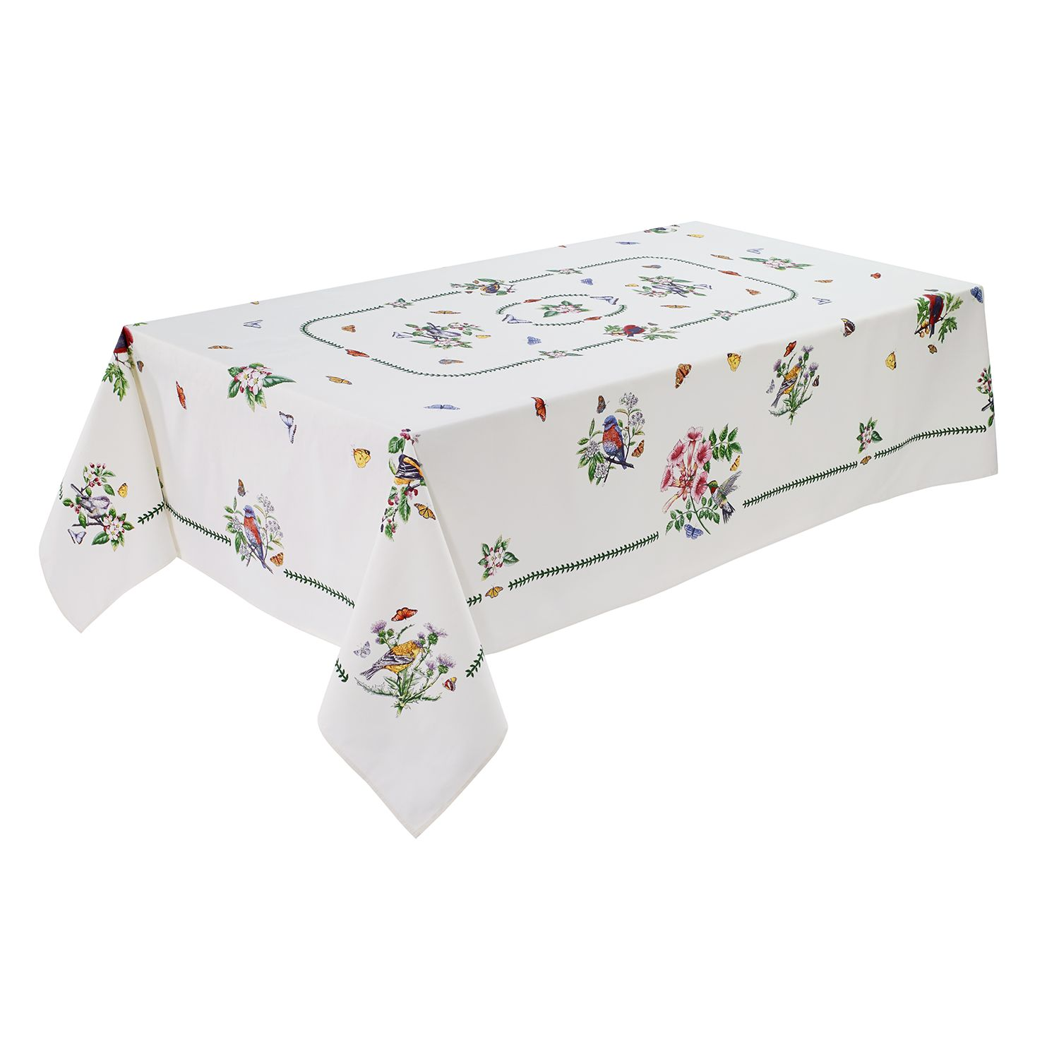 Home Furniture Diy Tablecloths Two Sizes Cream Beige Floral Design Large Oval Rectangular Tablecloth Mtmstudioclub Com