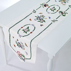 Portmeirion Botanic Garden Bird Table Runner