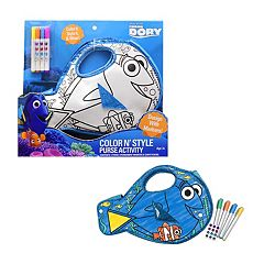 Disney / Pixar Finding Dory Color N' Style Purse Activity Set