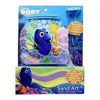Disney / Pixar Finding Dory Sparkle Sand Art Set