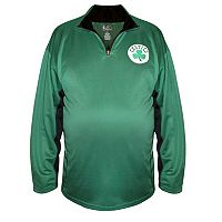 Big & Tall Majestic Boston Celtics Pullover