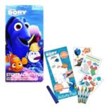 Disney / Pixar Finding Dory Sticker Activity Fun Portfolio