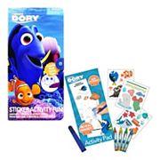 Disney / Pixar Finding Dory Sticker Activity Fun Portfolio