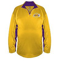 Big & Tall Majestic Los Angeles Lakers Pullover