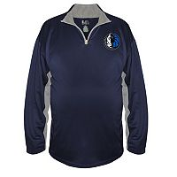 Big & Tall Majestic Dallas Mavericks Pullover