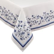 Portmeirion Blue Portofino Tablecloth