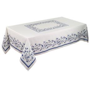 Portmeirion Blue Portofino Tablecloth
