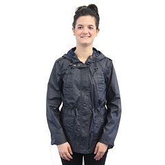 Women's Coffee Shop Hooded Jacket